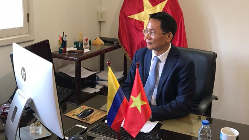 Vietnam and Colombia promote trade, investment and tourism cooperation