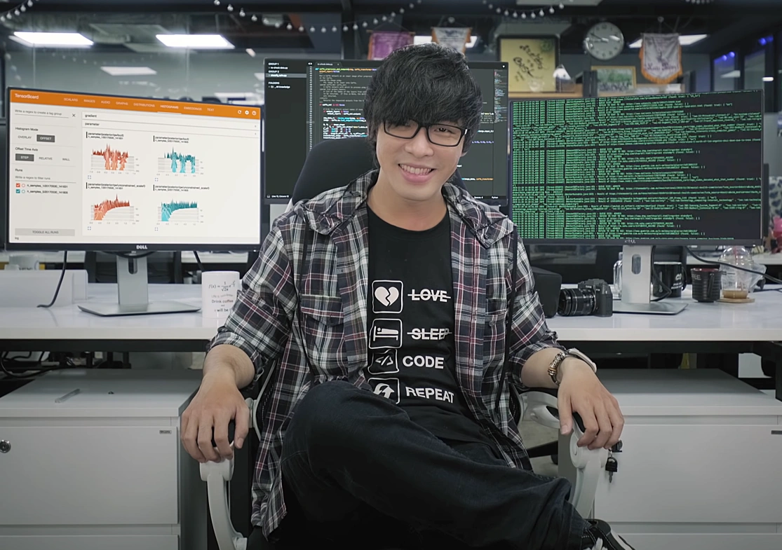 Vietnamese 'AI musician' recognized by Google as machine learning expert