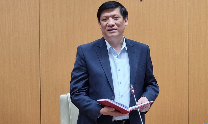 Health Minister: Vietnam faces high risk of new Covid-19 outbreak