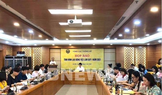 9.1 million Vietnamese workers impacted by Covid-19 in first quarter of 2021