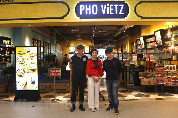 Vietnamese chef aspires to bring local cuisine closer to the world