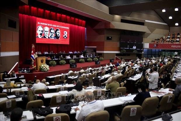 Party chief sends letter to former Cuban Party leader | Politics | Vietnam+ (VietnamPlus)