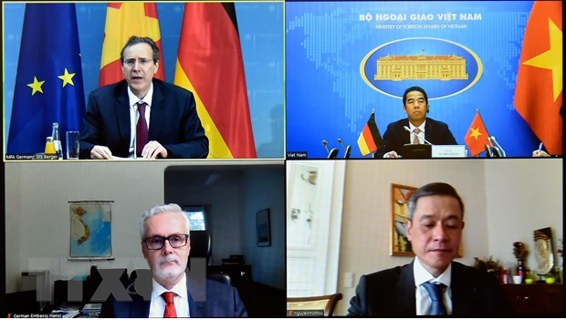 Vietnam fosters engagements with German hospitals, businesses