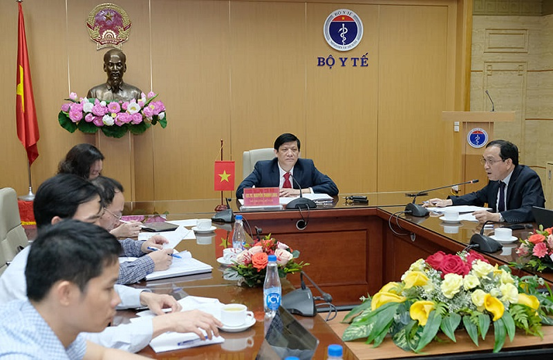 Vietnam willing to support Cambodia in Covid-19 fight