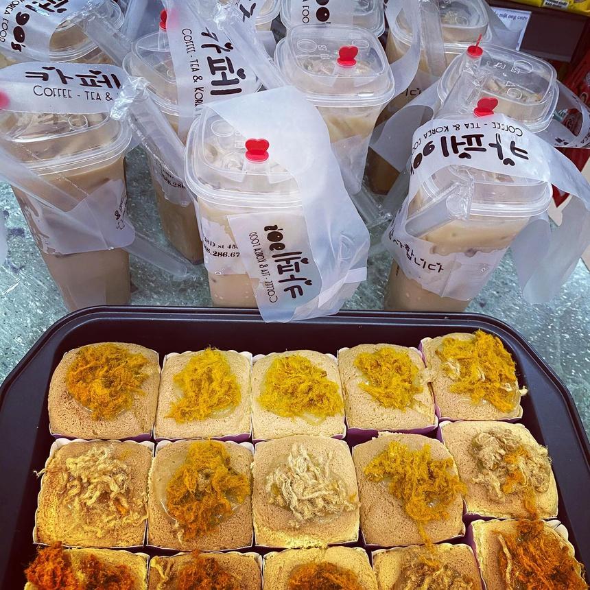 Vietnamese woman makes cakes, milk tea to gift anti-pandemic force in Cambodia