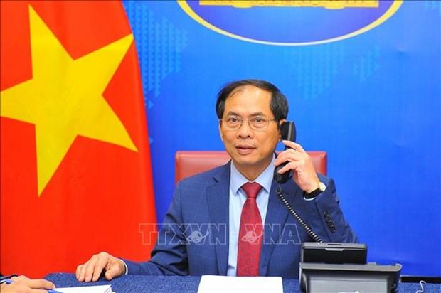 Vietnam, Brunei to enhance all-round cooperation