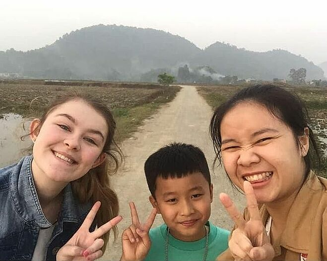 Foreigners yearn for returning to Vietnam after getting vaccinated