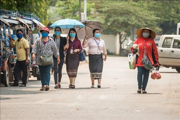 Vietnamese in Cambodia, Laos required not to return home illegally