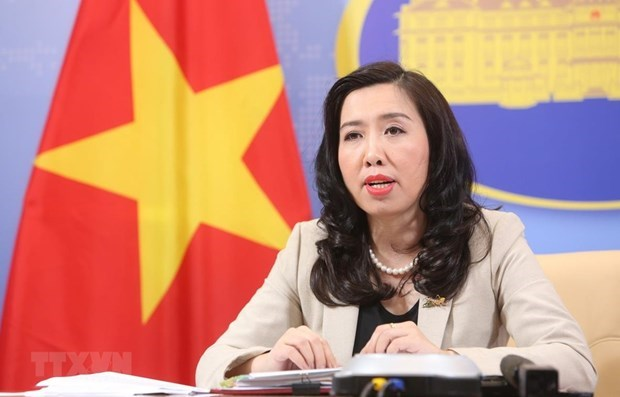 Vietnam willing to support India to overcome Covid-19 crisis: Spokesperson