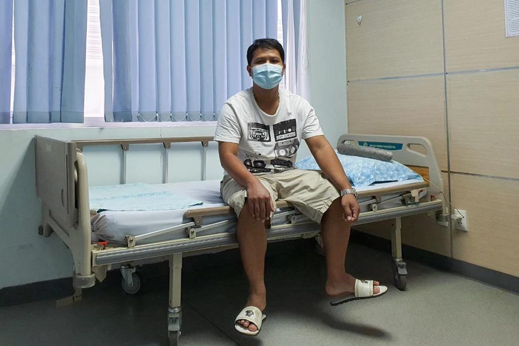 Inside Cho Ray Phnom Penh Hospital in Covid-19 epicenter