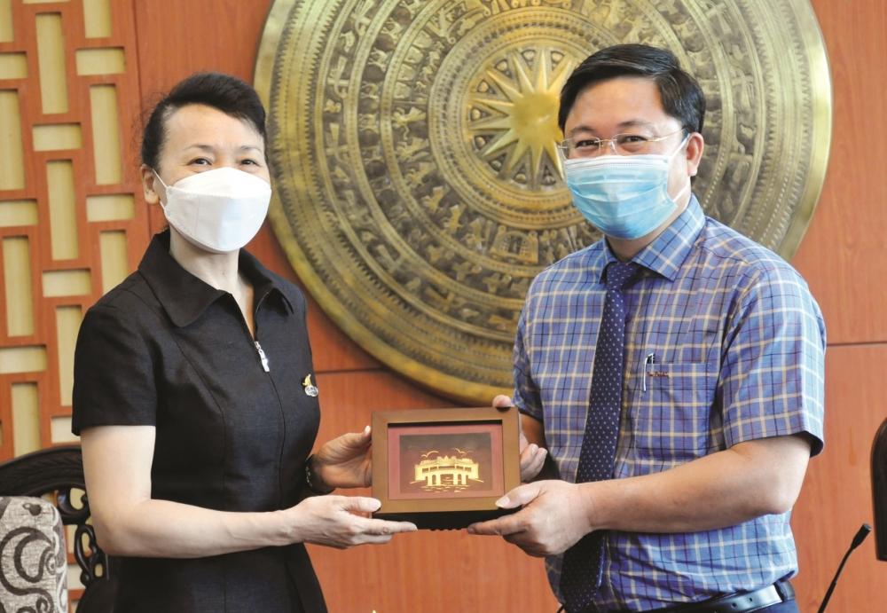 Quang Nam Province, Guangxi Zhuang Autonomous Region foster cooperation