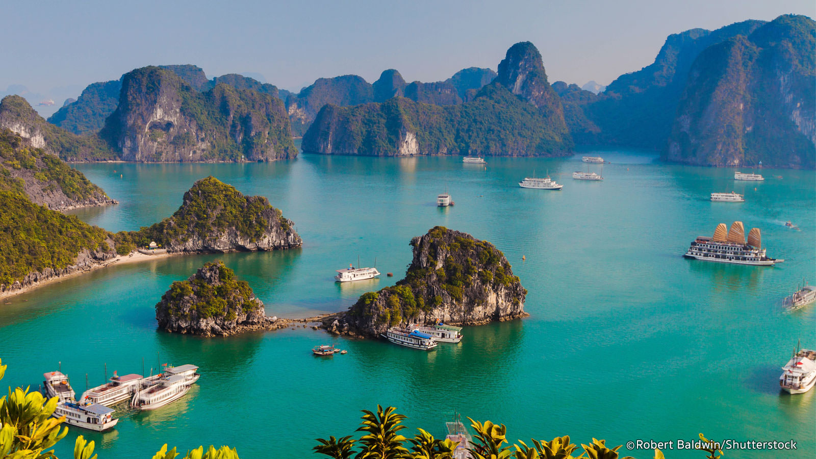 German news agency highlights most attractive tourist destinations in Vietnam