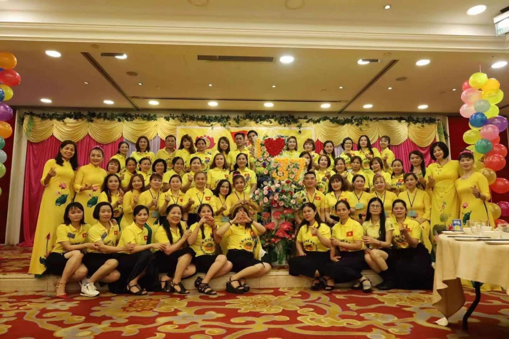 Overseas Vietnamese Association in Macau (China) holds ceremony for 6th anniversary