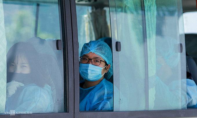 Da Nang asks for stopping receiving repatriation flights