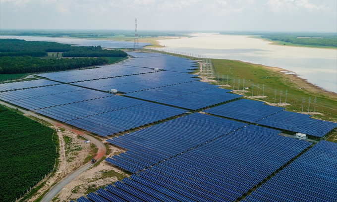 Samsung Vietnam proposes to directly purchase renewable energy from producers