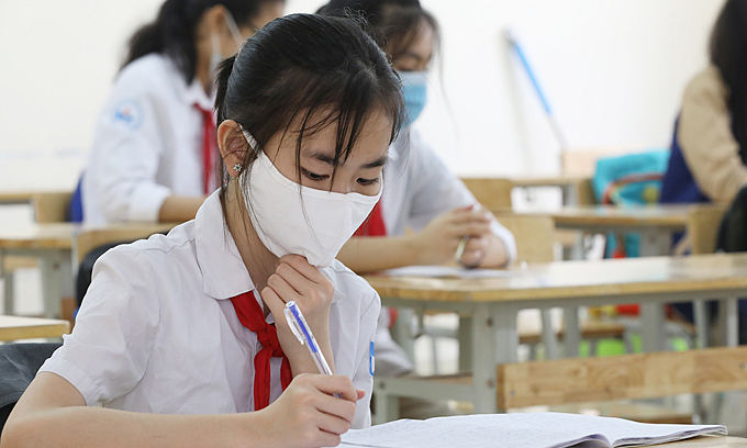 More students to stay home across Vietnam as Covid-19 worsens