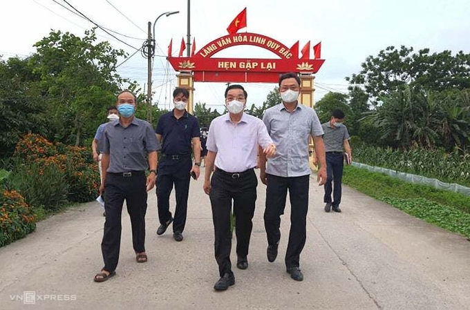 3 possible sources of Covid-19 infection in Hanoi identified