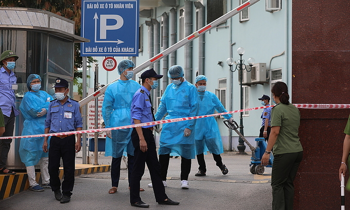Deputy Health Minister: 'Vietnam is controlling the pandemic well'