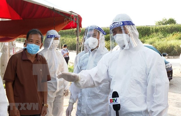Pandemic-hit province calls for medical personnel, students to join Covid battle