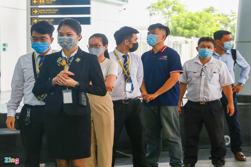 Over 2000 employees at Da Nang Airport tested for SARS-CoV-2