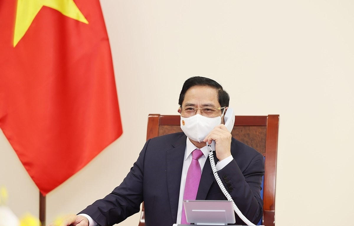 Two-way trade between Vietnam and Thailand strives for USD 25 billion by 2025
