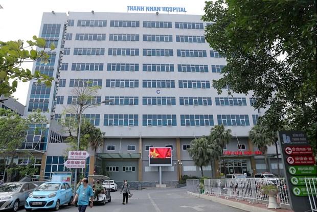 4 hospitals in Hanoi treat Covid-19 patients