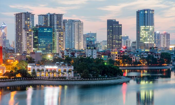 South Korean firms prefer Hanoi to Ho Chi Minh City for office rental
