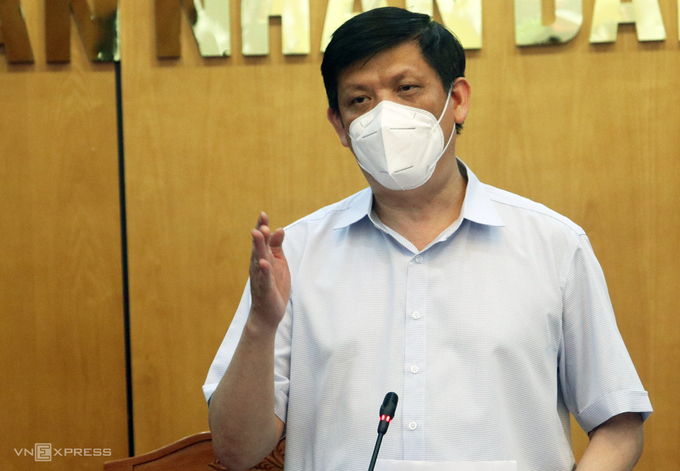 Health Minister: 'Risk of community transmission in Bac Giang is very high'