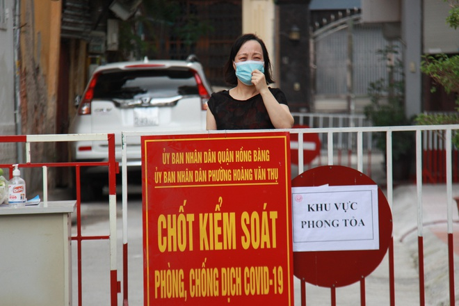 Hai Phong restricts going out after 10 p.m amid rising coronavirus concern