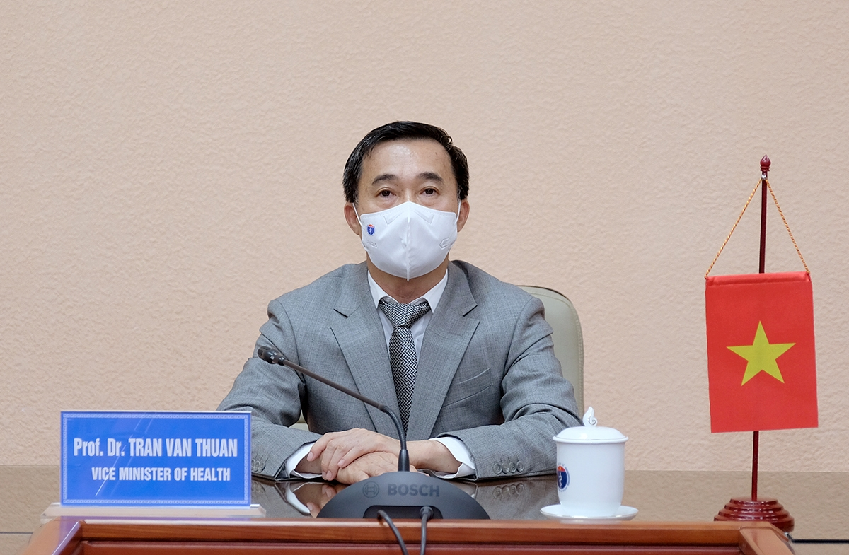 Vietnam welcomes WHO's initiative on Covid-19 vaccine technology transfer hub