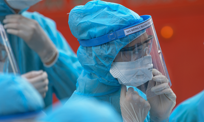 Pandemic-hit Bac Ninh Province requests residents to stay home after 8 p.m
