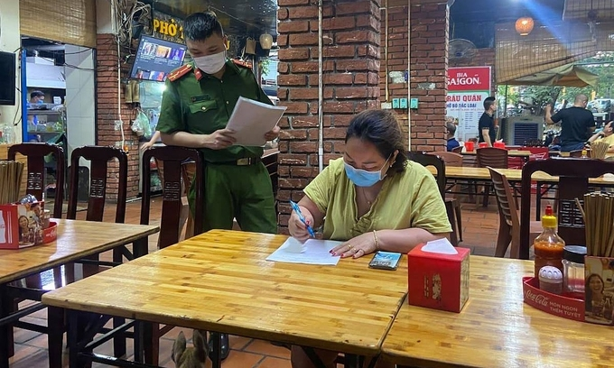 Hanoi yet to considere rcity-wide social distancing