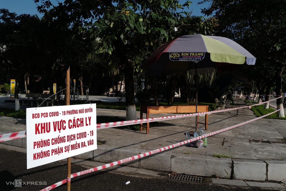 In Photos: Coronavirus-hit Bac Giang deserted during social distancing
