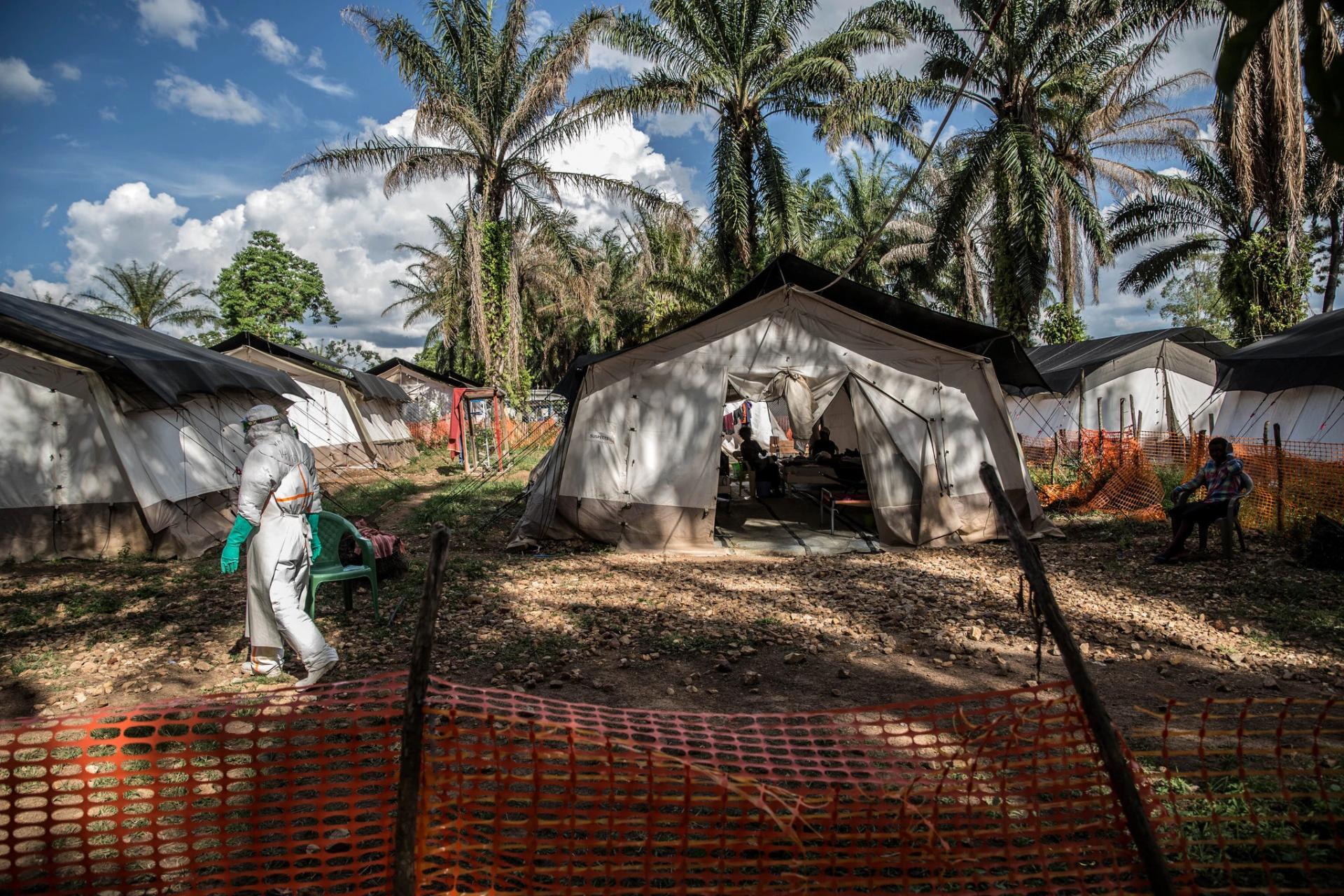 New Ebola outbreak in the northwest Democratic Republic of Congo