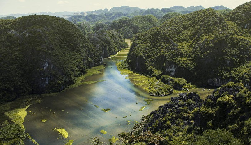 ninh binh looked a wonderland through the lens of foreign visitors