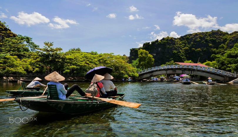 ninh binh as stunning as dream land through the lens of foreign visitors