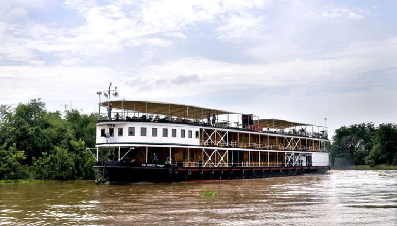 chinese company proposes to open international tourist port on mekong river