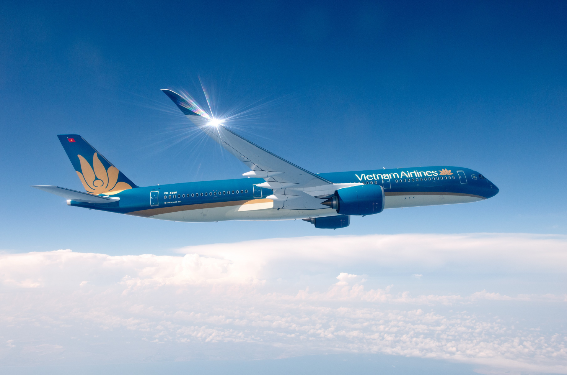 vietnam airlines reopens international flights from july 1