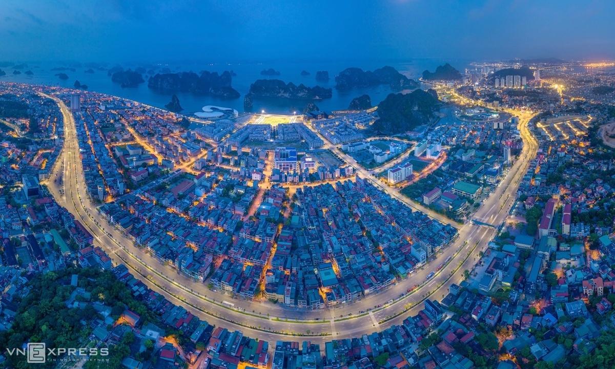 vietnams gorgeous cities from a bird eye view
