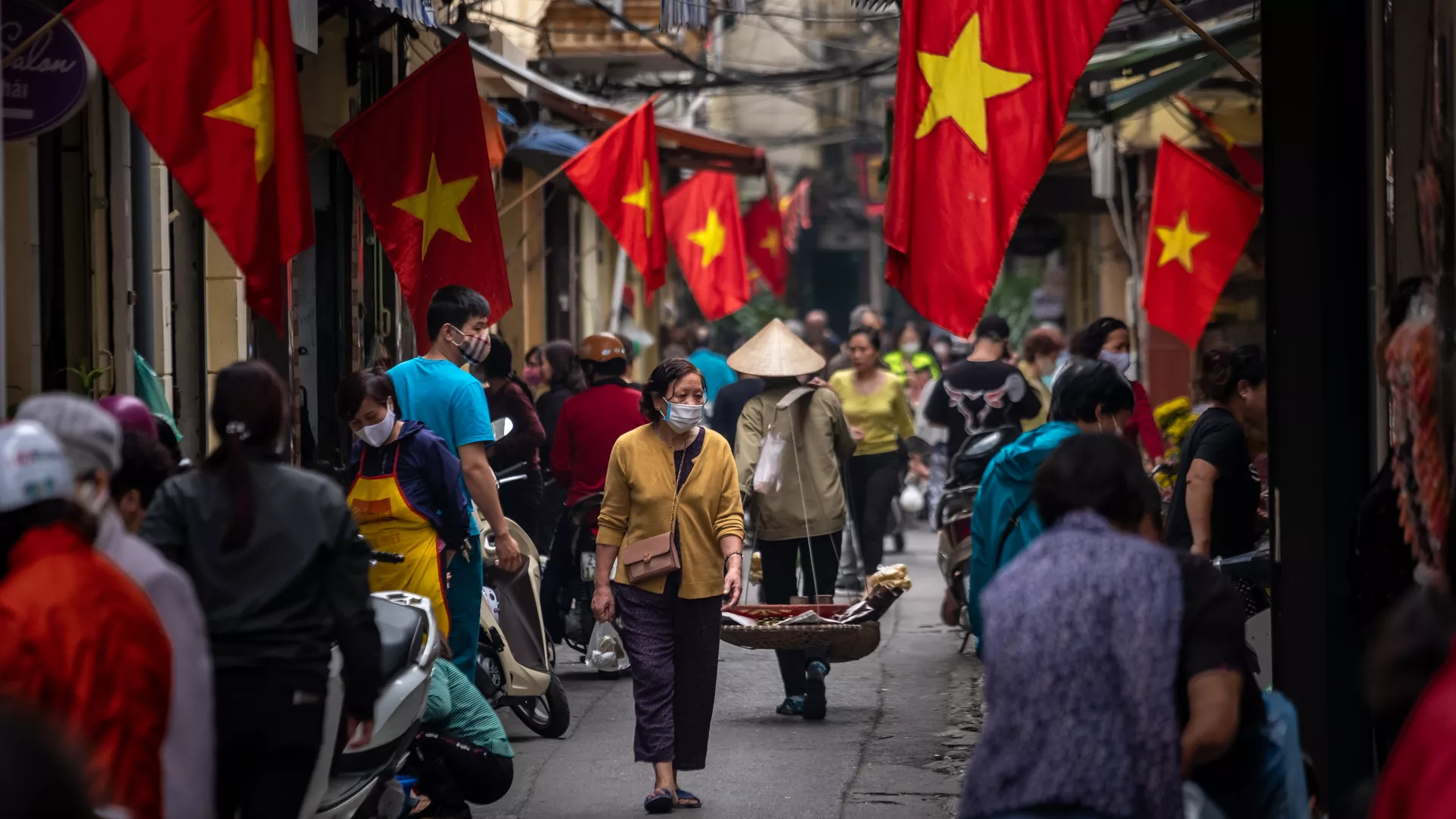 vietnam a singular country gaining success from coronavirus pandemic