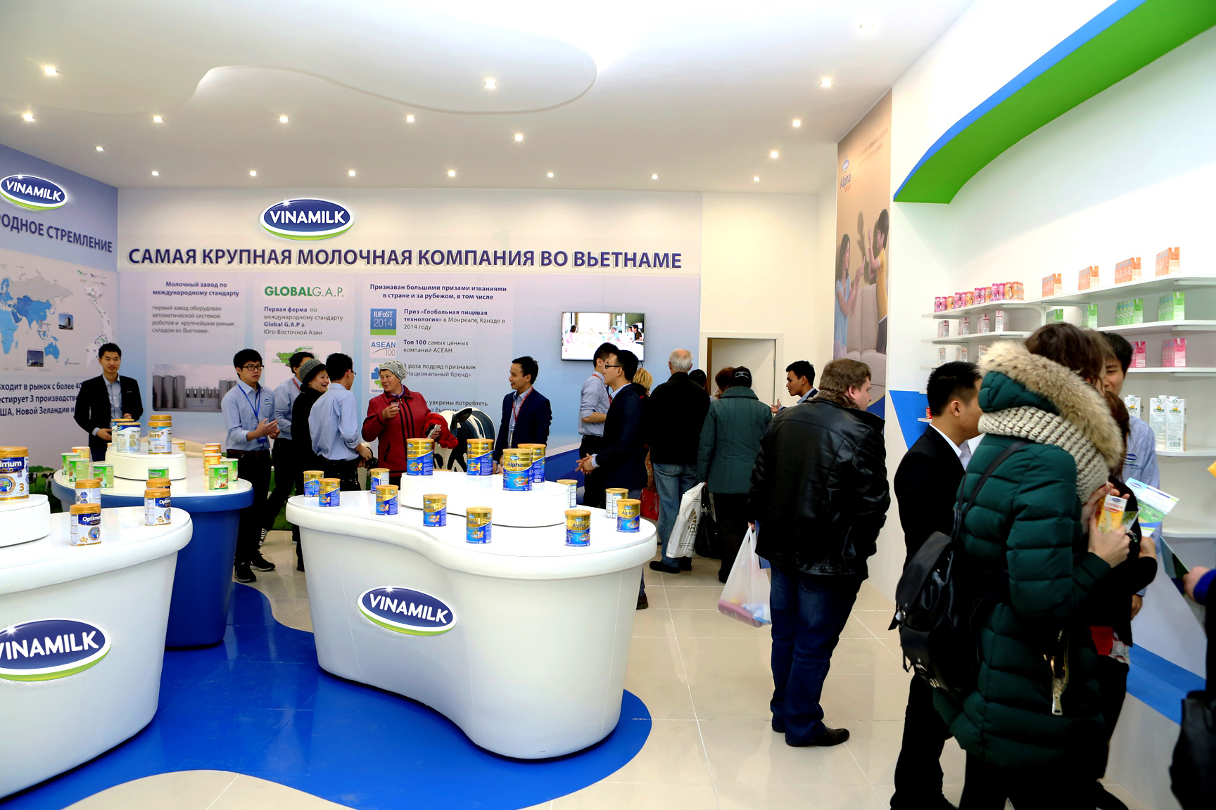 first vietnamese dairy firm licensed to export milk the eurasian economic union