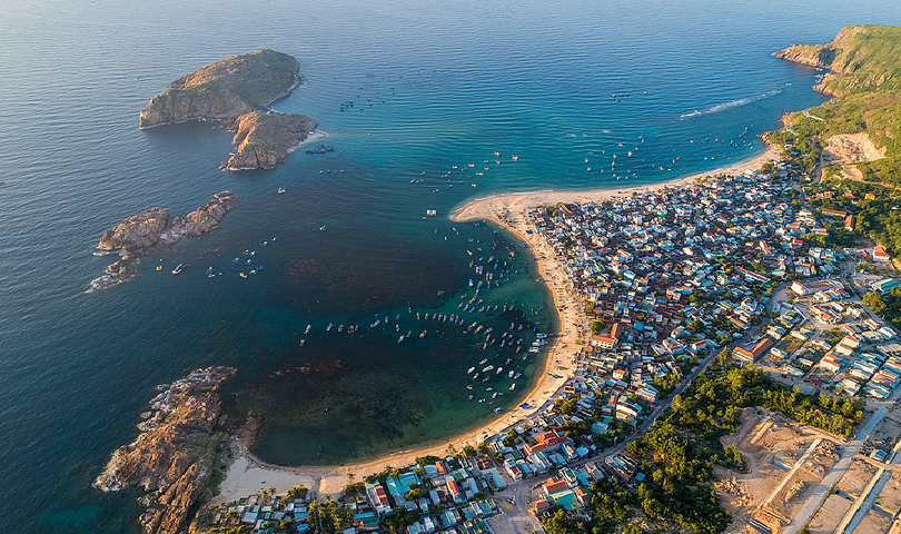 picturesque fishing villages in quy nhon
