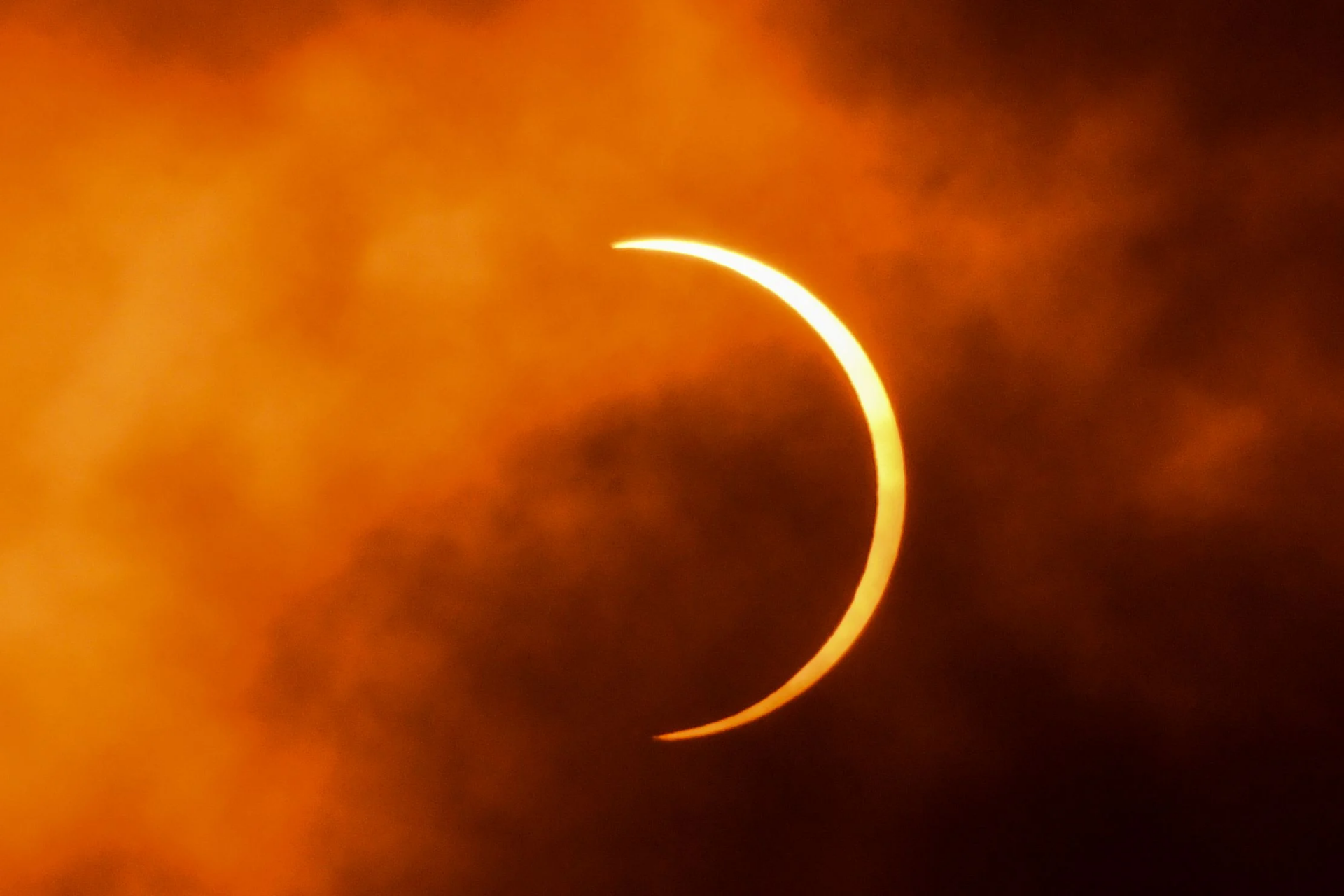 chasing rare ring of fire annular solar eclipse in africa and asia