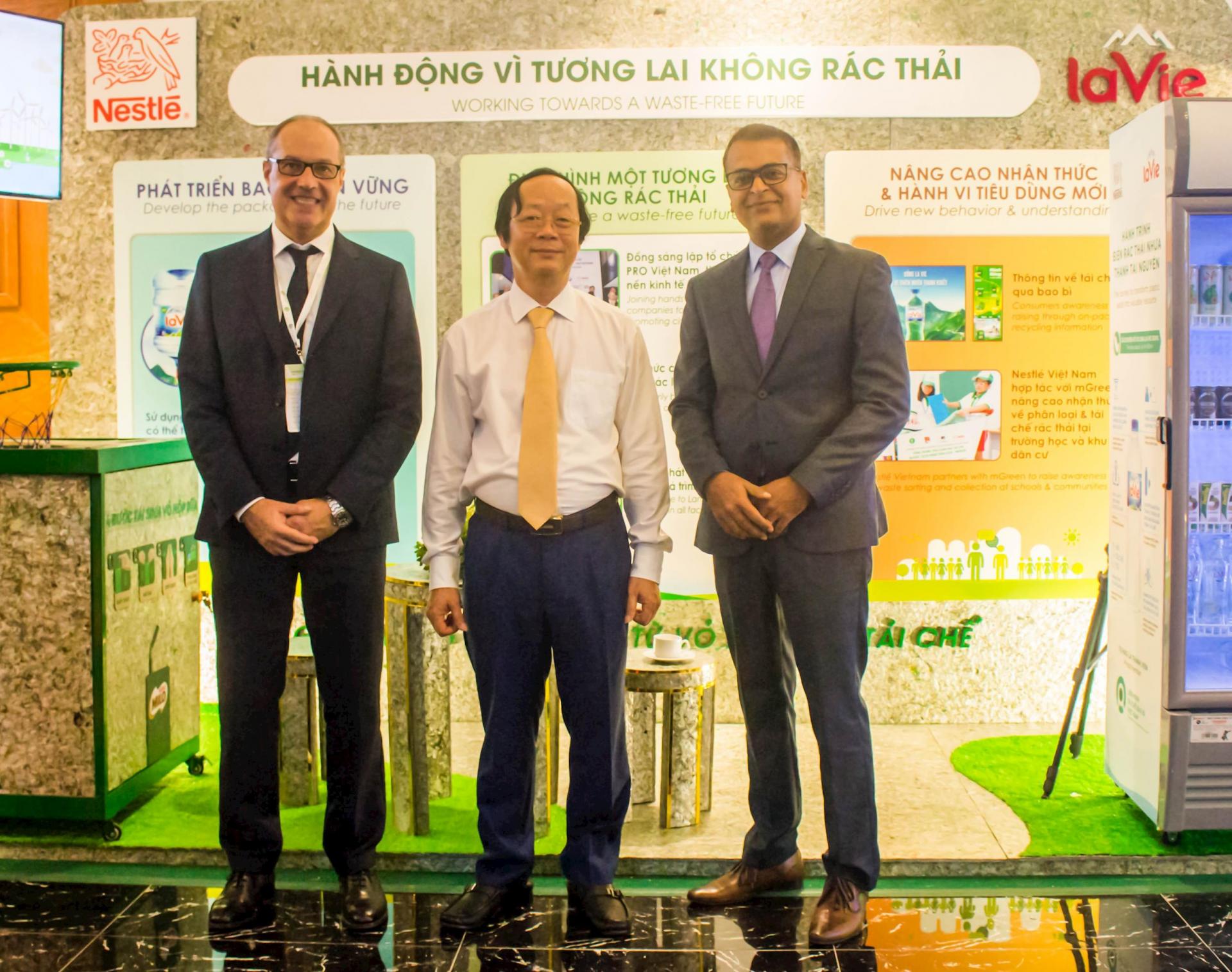 Nestlé Vietnam and La Vie join forces for zero-waste future