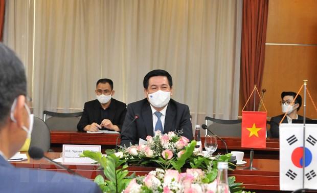 Vietnam, RoK beef up trade, industry cooperation