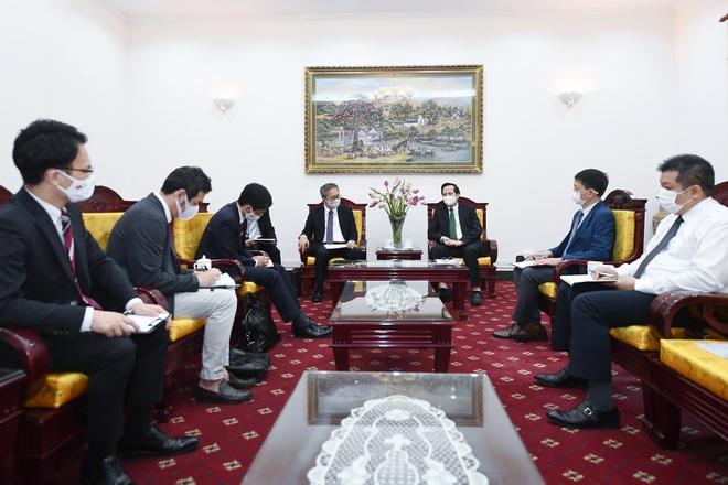 Vietnam, Japan foster labor cooperation
