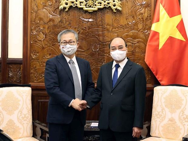 Japan continues assisting Vietnam in Covid-19 fight: Ambassador