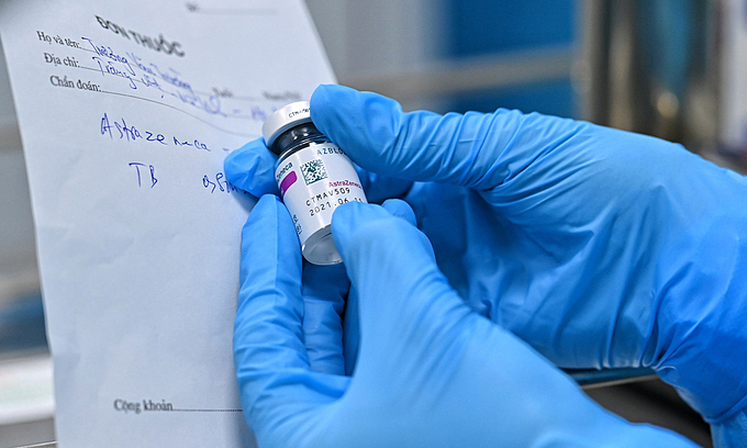 Vietnam orders 170 million Covid-19 vaccine doses