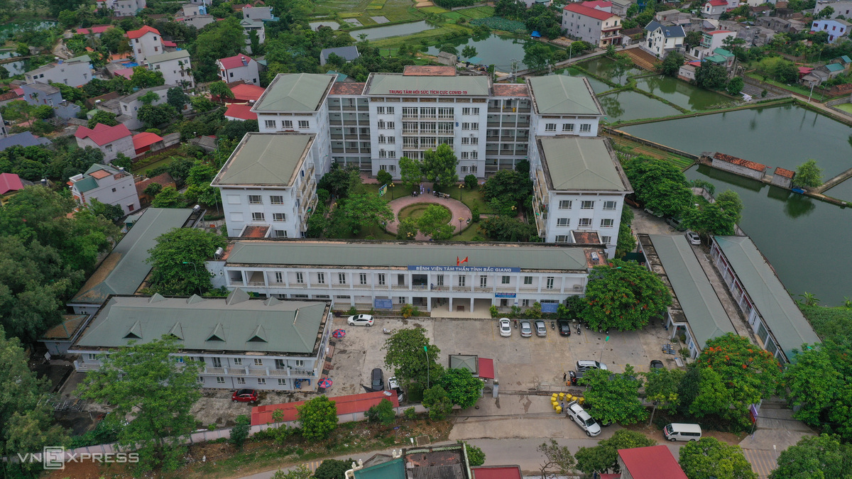 Covid-19 outbreaks in Bac Giang localized, ICU center put into operation