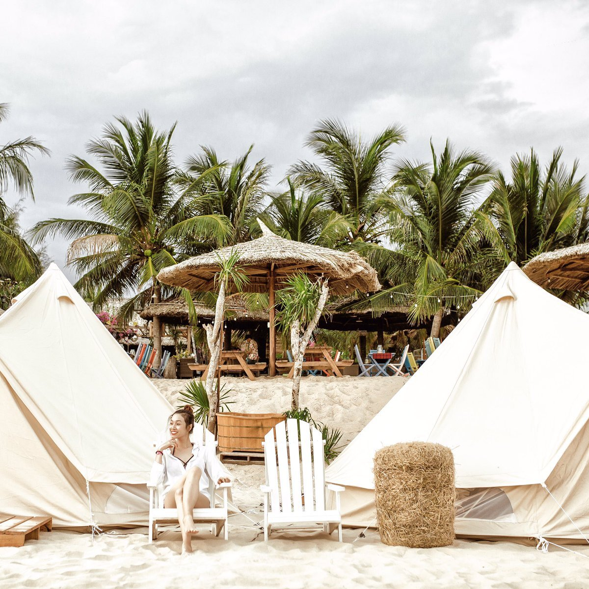 Five luxurious campsites in Vietnam for memorable summer holiday
